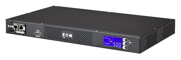 Ein Eaton ATS versorgt Geräte mit zwei Netzanschlüssen, wenn sie nur ein Netzteil haben.